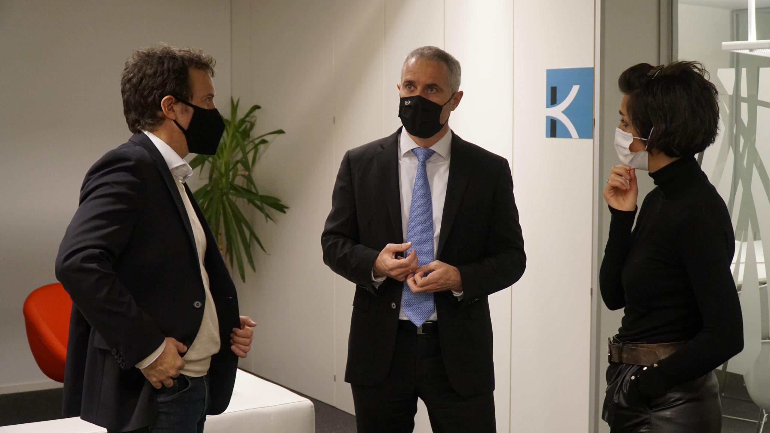 Entrevista con Aitor Urzelai – Director General de SPRI